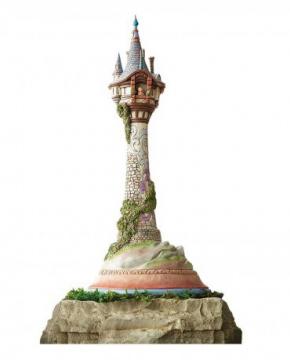 Dreaming of Floating Lights - Rapunzel Tower Masterpiece Figur