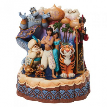 A Wondrous Place - Carved by Heart Figur Aladdin