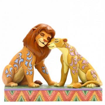 Savannah Sweethearts (Simba and Nala Figur)