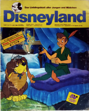 Disneyland 23/1973 (Z:2-3)