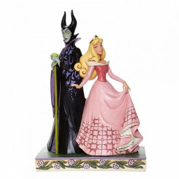 Aurora und Malefiz: Sorcery and Serenity (DISNEY TRADITIONS) Figur