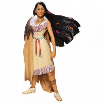 Pocahontas Couture de Force Figur