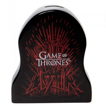 Iron Throne Ceramic Bank - Game of Thrones
