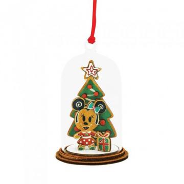 Minnie Mouse Weihnachtsbaumhänger: Merry Christmas