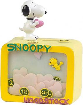 Spardose Snoopy / Woodstock TV