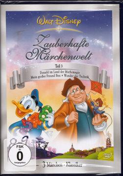 Walt Disneys Zauberhafte Märchenwelt 3 (DVD)
