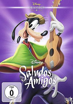 Saludos Amigos (DVD) [Walt Disney Meisterwerke Special Collection]