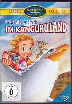 Bernard & Bianca im Känguruland (DVD) [Walt Disney Meisterwerke]