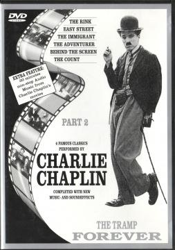 Charlie Chaplin - The Tramp Forever 2 (DVD)