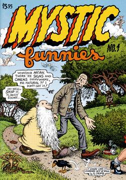 Mystic Funnies 1