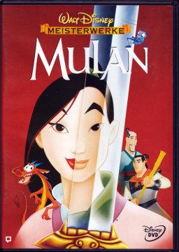 Mulan (DVD) [Walt Disney Meisterwerke]