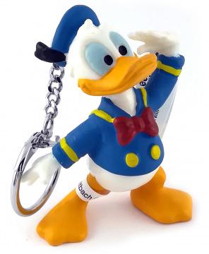 Schlüsselanhänger Donald Duck grüssend BULLY