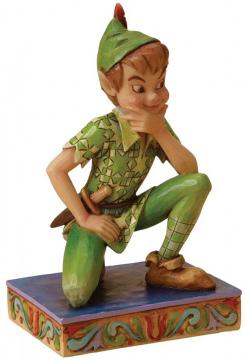 Peter Pan: Childhood Champion (DISNEY TRADITIONS) Figur