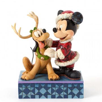 Micky Maus & Pluto: Santas Best Friend