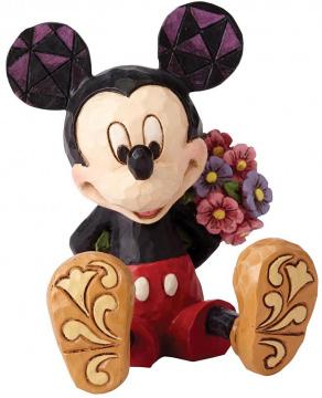 Micky Maus mit Blumen Minifigur
