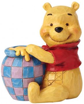 Winnie Puuh mit Honigtopf Minifigur