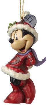 Minni Maus Zuckerguß Weihnachtsbaumhänger