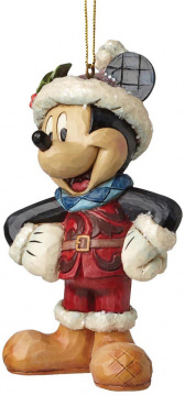 Micky Maus Zuckerguß Weihnachtsbaumhänger