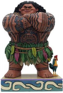 Maui: Daring Demigod