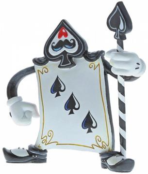 Spielkartengarde Pik 3 MISS MINDY