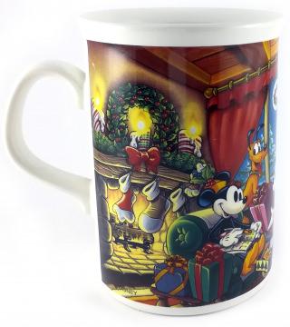 Mug Mickey & Friends Christmas