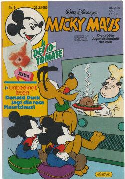Micky Maus 9/1985 (o. Beilage / Z:1-2)