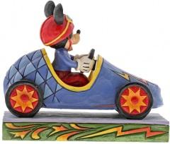 Micky Maus: Micky übernimmt die Führung Seifenkistenrennen