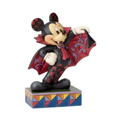 Micky Maus Figur: Colourful Count