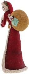 Santa Jack Skellington Figur