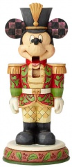 Micky Maus Figur: Tapferer Soldat (DISNEY TRADITIONS)