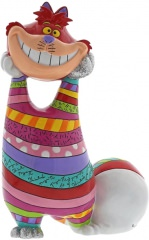 Cheshire Cat Statement Figur BRITTO