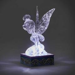 Glöckchen (Tinkerbell) Figur eisklar beleuchtet