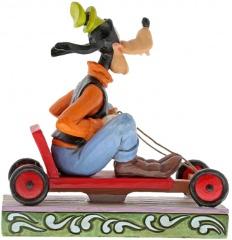 Goofy: Leben auf der Schleichspur Seifenkistenrennen
