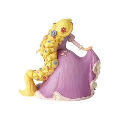 Rapunzel Schmuckkästchen Figur