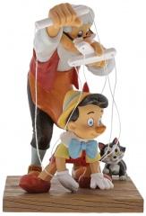 Pinocchio Figur: Little Wooden Head