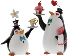 Penguin Waiters Figur MISS MINDY