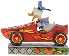 Donald Duck: Verkehrsrüpel Seifenkistenrennen