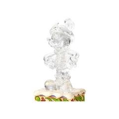 Micky Maus Figur eisklar illuminiert