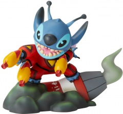 Stitch Vinylfigur GRAND JESTER