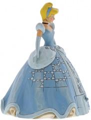 Cinderella Schmuckkästchen Figur
