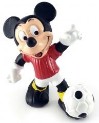 Micky Maus Fußballer BULLY Kleinfigur