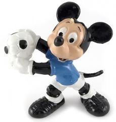 Micky Maus Torwart BULLY Kleinfigur