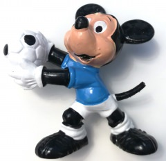 Micky Maus Torwart BULLY Figur