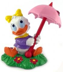Baby Daisy mit Sonnenschirm BULLY Figur