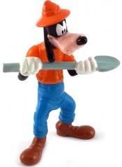 Goofy mit Spaten MCDONALDS Figur 1998