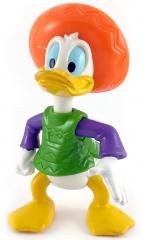 Donald Duck Mexikaner mit Sombrero EPCOT 9cm