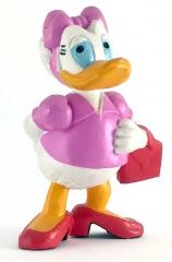 Daisy Duck mit Handtasche MAIA+BORGES Figur
