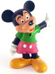 Micky Maus einladend MAIA+BORGES Kleinfigur