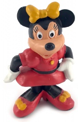 Minnie Mouse Laughing MAIA+BORGES Small Figure