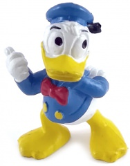 Donald Duck BULLY Minifigur
